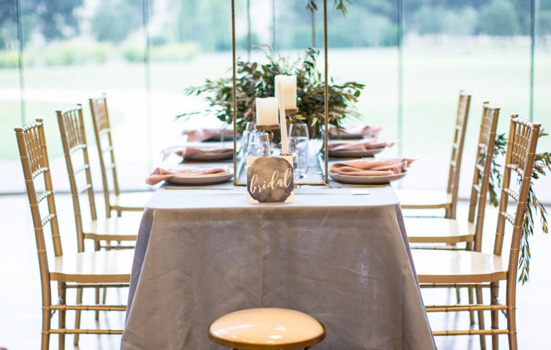 Hunter's Dream Estate - Photo by Puremotion / Styling by The Wedding Designer
