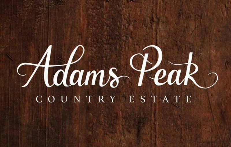 Welcome to Adams Peak Country Estate