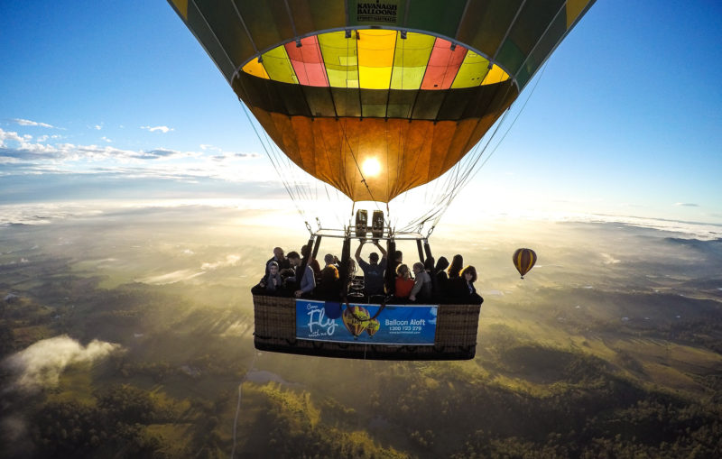 Balloon Aloft Hunter Valley