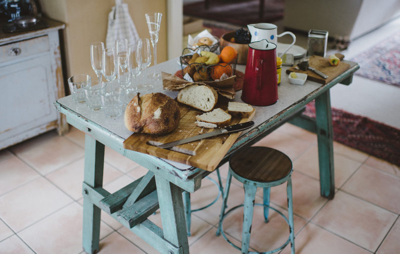 Little Orchard Cottage at Bistro Molines (Lauren Campbell Photography)