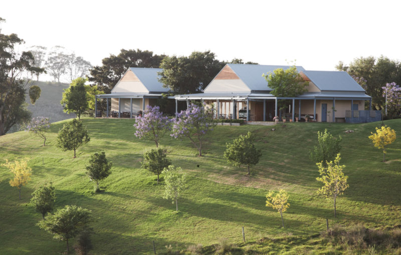 Enjoy the most magnificent view in the Hunter Valley for your wedding at Bistro Molines!