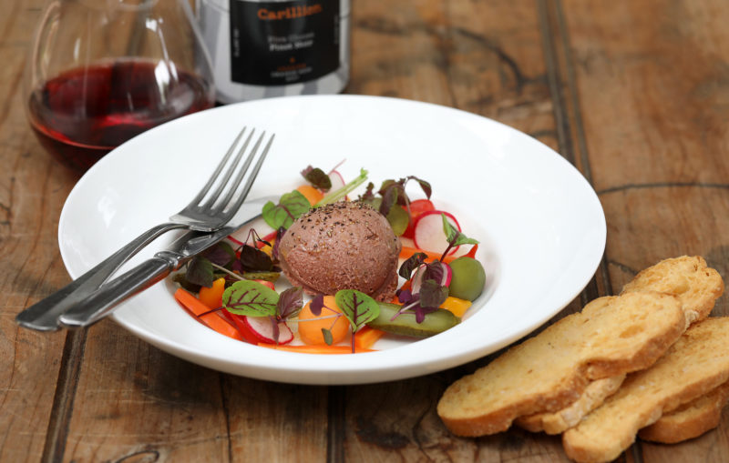 World Class Cuisine at Bistro Molines (Photography on Hermitage)
