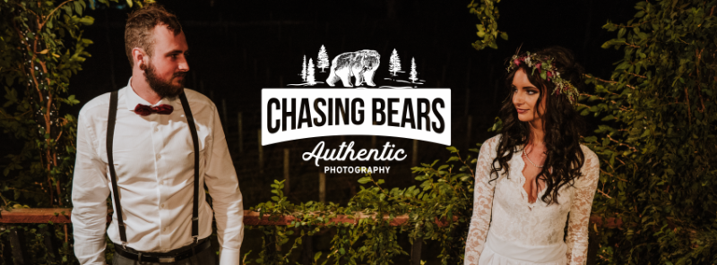 Chasing Bears - Authentic Photography