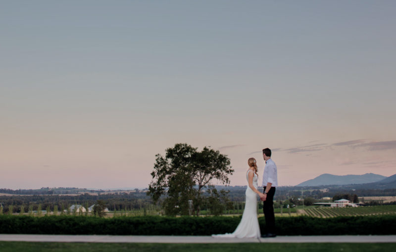 Estate Tuscany - Amazing view over the picturesque Hunter Valley (photo Ben Howland)