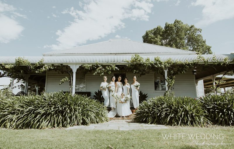 Hunters Quarter (photo by White Wedding Photography)