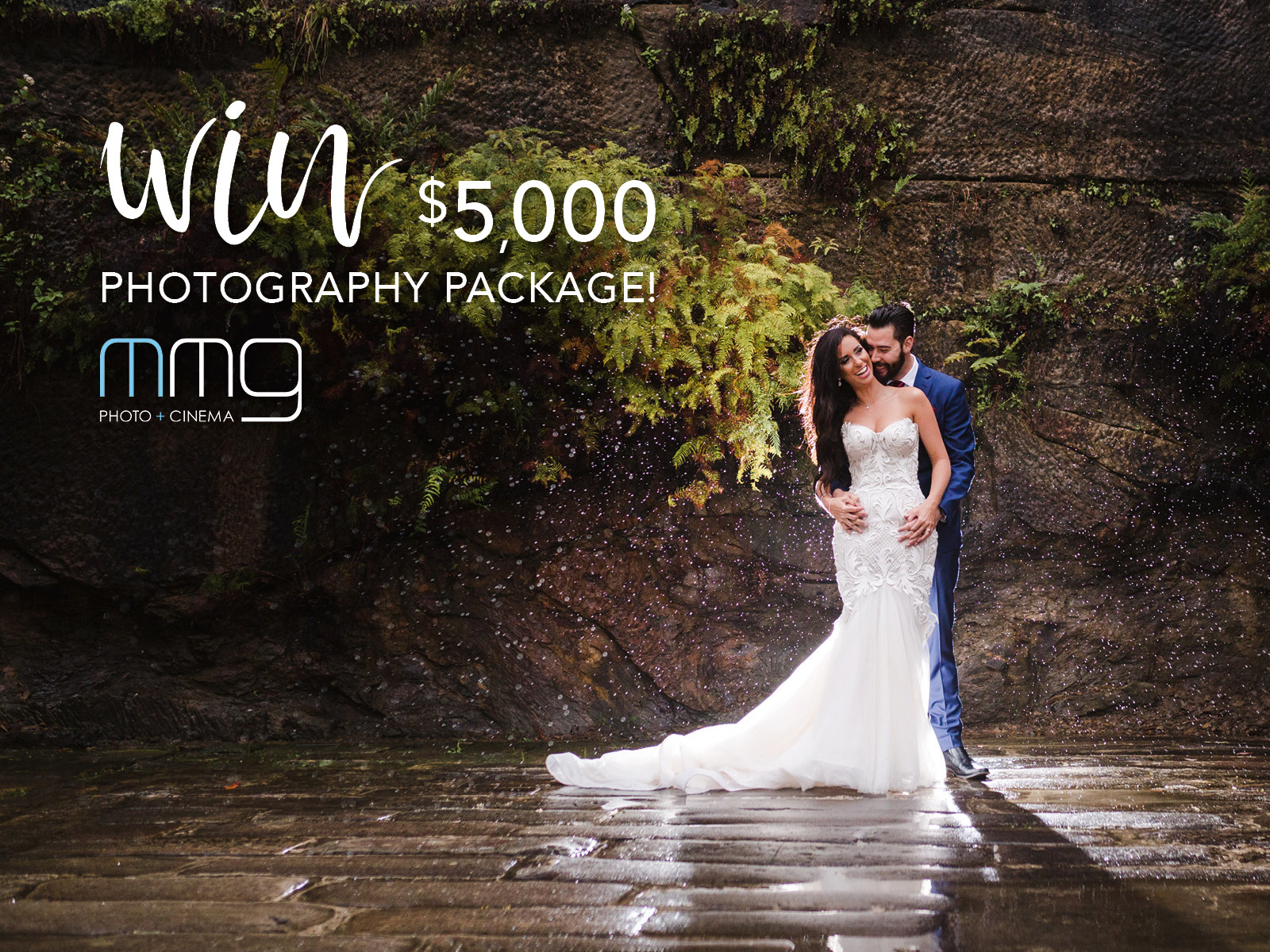 WIN a $5000 Photography Package with MMG Photo + Cinema ... Don't miss out!