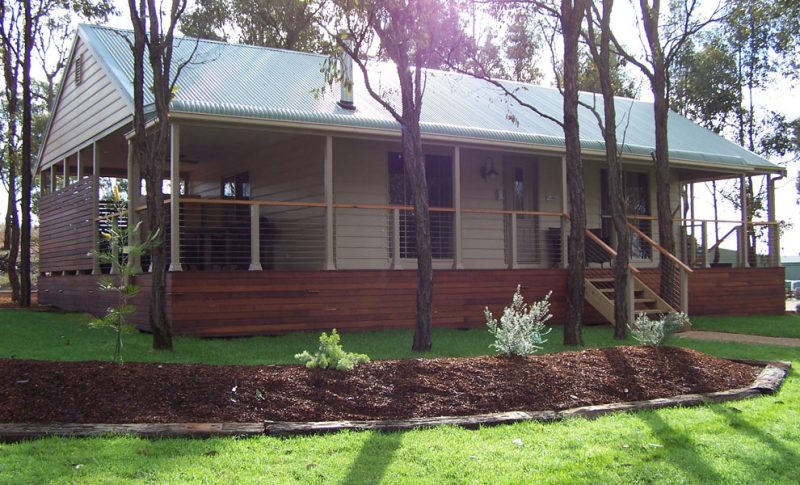 Ridgeview Warrina Cottage
