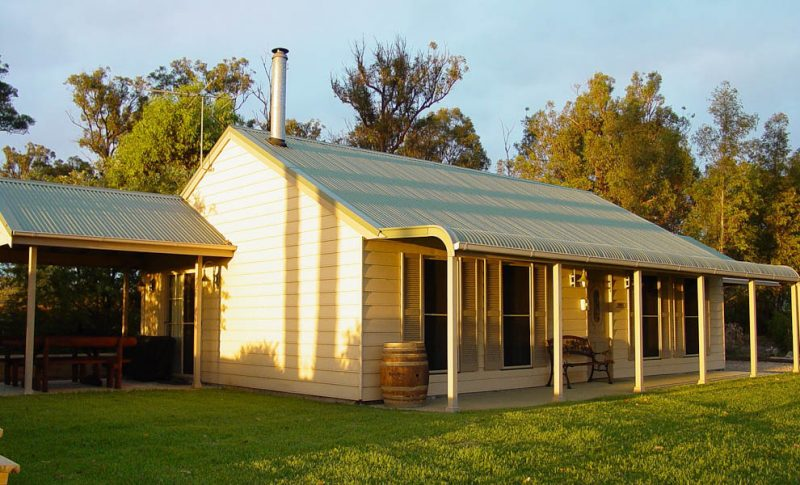 Ridgeview Parragilga Cottage
