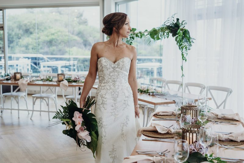 Saltwater Restaurant - Styling by A Beautiful Occasion - Photo by MUSE Photography