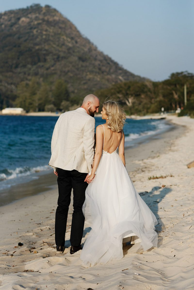 Whitesands Shoal Bay Country Club - Photo by White Lane Studio