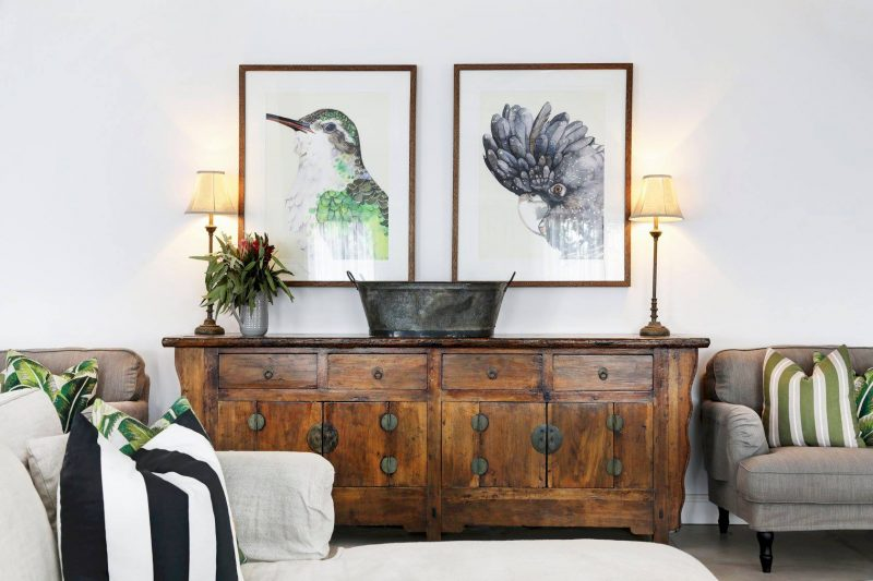 Willow Tree Estate Accommodation Decor