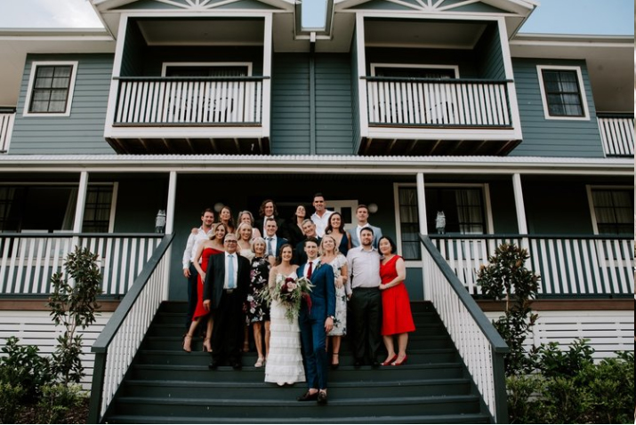 Willow Tree Estate - Wedding Party