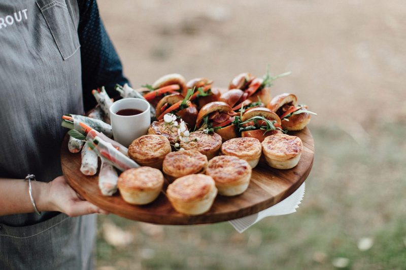Sprout Catering - Tocal - Lauren Anne Photography