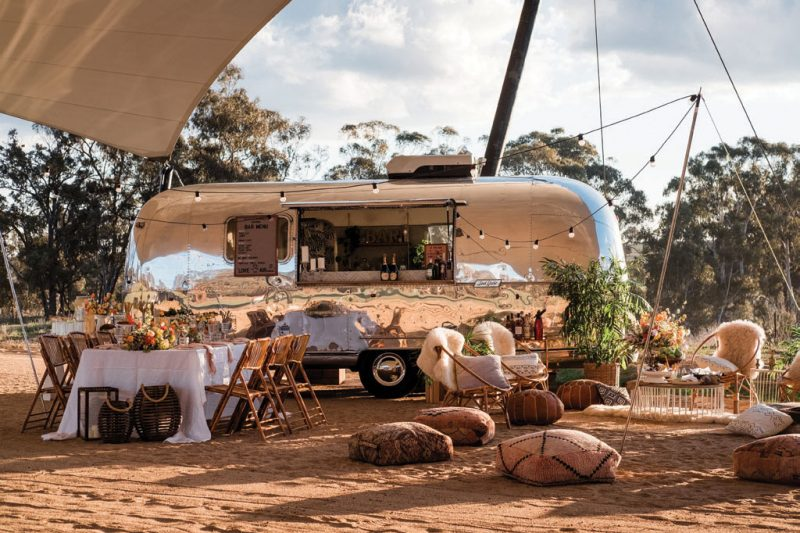THE AIRSTREAM SOCIAL