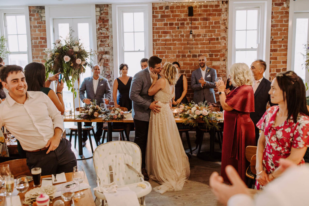 Hunter Valley Wedding Planner Magazine Real Wedding Sprout Dining