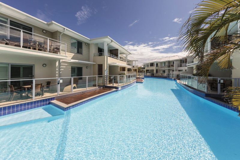 OAKS PORT STEPHENS PACIFIC BLUE RESORT