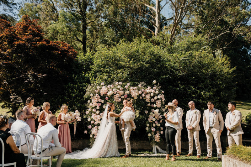Pretty In White Events - Photo by Keegan Cronin