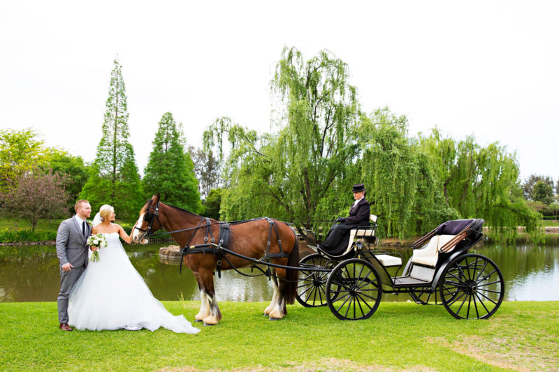 Hunter Valley Classic Carriages