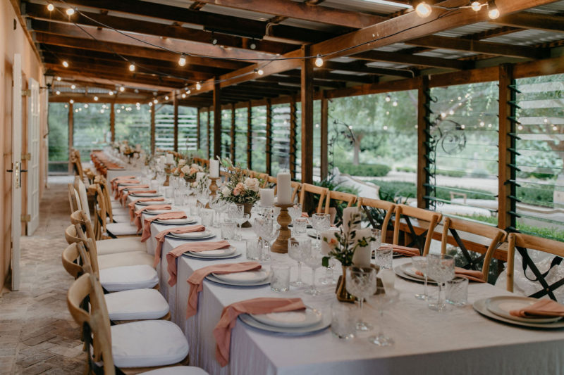The Wedding Designer - Photo by Blaise Bell Photography